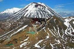 tongariro - Les volcans en Asie et Océanie: Tongariro