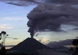 tungurhua - Les volcans en Amériques: Equateur