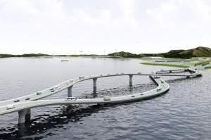 Un drôle pont