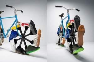 Un vélo qui marche