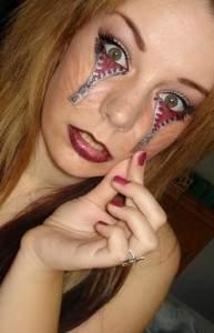 Tattoo de visage