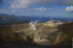 vulcano - Les volcans en Europe: Italie