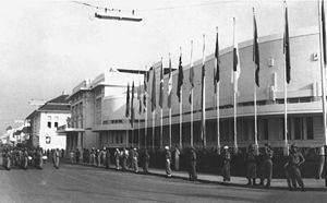 Bandoeng et Suez - La coexistence pacifique (1955-1962)