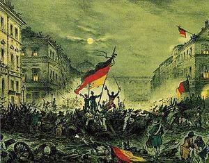 le probléme allemand au coeur de la guerre froide - L'Europe divisée en deux blocs antagonistes