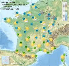 016 - Les bulletins météo