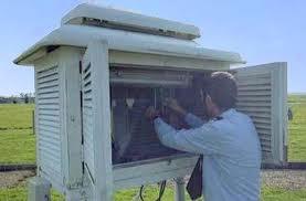 024 - Les instruments de relevés météorologiques