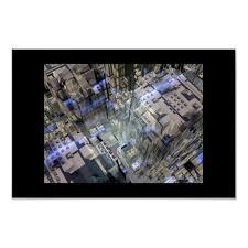 2135 - Une ville abstraite