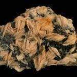 Cérusite 150x150 - Apatite, Scheelite, Cérusite