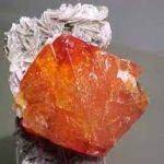 Scheelite 150x150 - Apatite, Scheelite, Cérusite