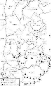 296 - La spéciation géographique : Des spéciations par fractionnement et par colonisations