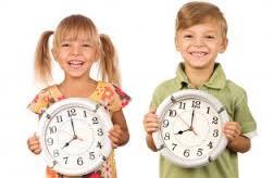 179 - Comment le sens du temps vient à l'enfant