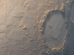 La Lune : Le cratère des dinosaures