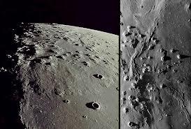 La Lune : Un Champ de dômes
