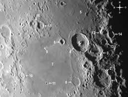 La Lune : Au bord du plus beau golfe lunaire