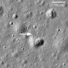 La Lune : Sur les traces de Lunakhod 2