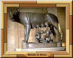 La mythologie romaine - Le sens de la guerre : La mythologie romaine