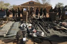 Larmement - L'évolution de la guerre : L'armement