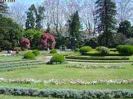 Le paysage et le jardin.