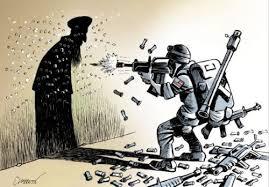 Le terrorisme - De la guerre totale : Le terrorisme