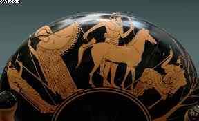 Les Grecs. - Culte des lieux antiques  : Les Grecs