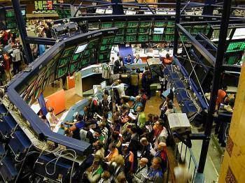 Salle des marchés - Salle des marchés