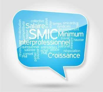 smic - SMIC : Salaire Minimum Interprofessionnel de Croissance