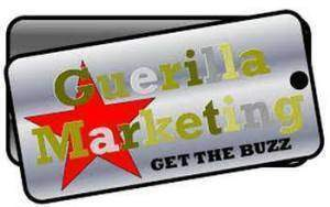 Guerilla marketing 300x188 - Guerilla marketing
