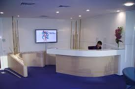 L'accueil dans une banque