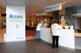 acceuil hopital1 - Comment le visiteur, le client, l'usager, perçoit-il le milieu hospitalier ? Quelle est son image auprès du public ?