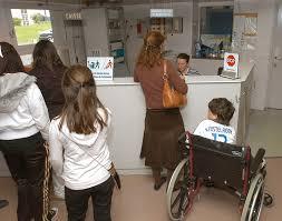 lacceuil àlhopital - L'accueil à l'hôpital