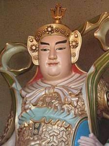 220px Skanda bodhisattva 224x300 - Les douze grands Deva : Skanda