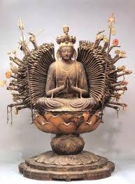 statue de kanon - Les formes de Kannon