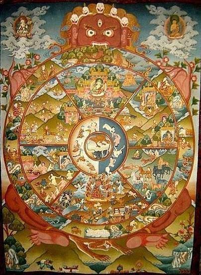 Les dix rois des enfers c 39 est - Mandalas cycle 3 ...