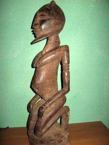 Antenato Altare Dogon, Mali,  Willy collection