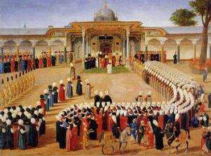 osmanli 300x222 - La civilisation islamique : L'Empire ottoman