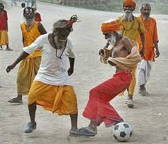 la football indien - Jeux : la football indien
