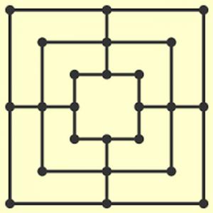 marelles 300x300 - Jeux de réflexion: Les marelles