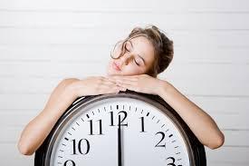 Temps de sommeil - Temps de sommeil