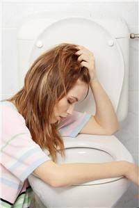 Fièvre-vomissements