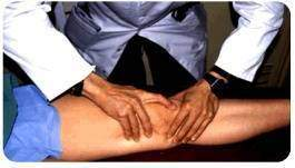 Recherche de laxites - Les entorses du genou