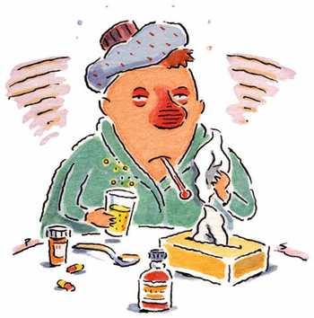 Rhume de cerveau - Rhume de cerveau