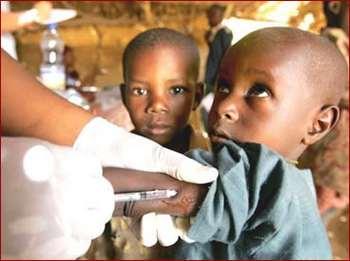 Vaccination méningite