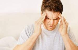 fatigue mal de tete 300x192 - Fièvre mal de tête