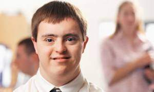 man with down syndrome 007 300x180 - Down syndrome