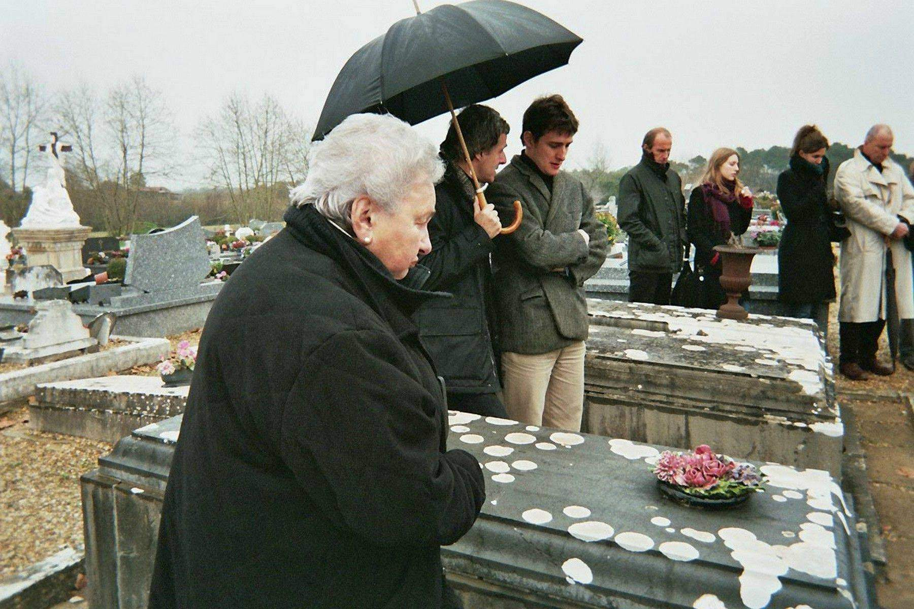 Le trepas et le deuil - Psychologie du vieillissement : Le trépas et le deuil