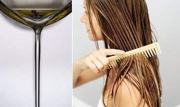 l huile d olive beauté des cheveux - L'huile d'olive : Beauté des cheveux