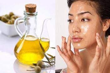 l huile d olive beauté du visage - L'huile d'olive : Beauté du visage