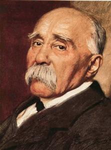 Georges Clemenceau1 222x300 - Je suis le premier flic de France