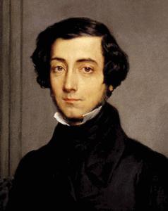 Tocqueville 238x300 - Autrui : Le désir de l'égalité devient toujours plus insatiable à mesure que l'égalité est plus grande